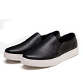 ForU New 2015 Men Leather Shoes Moccasins Men Loafers Leather Plus size Mens shoes Genuine Leather