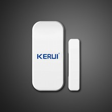 KERUI Touch Screen Keypad+LCD TFT display Wireless GSM PSTN SMS Smart Alarm System