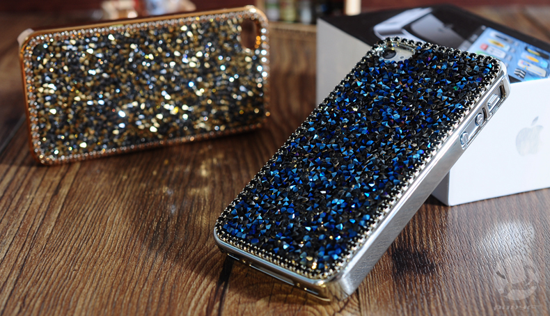 31 1pcs 4.7 inch Case For iphone6 case for iphone6 plus 5.5 inch Hot Fashion Luxury Diamond Flashing Cell Phone Cases Covers For apple iphone 6 case iphone 6 plus case accessories