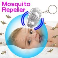 Мини Электронные электрические анти вредителями отпугиватель комаров ультразвуковой выслать устройство Скитер насекомых в автомобиле