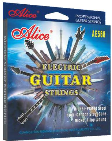 Alice ae568 electric guitar strings(China (Mainland))