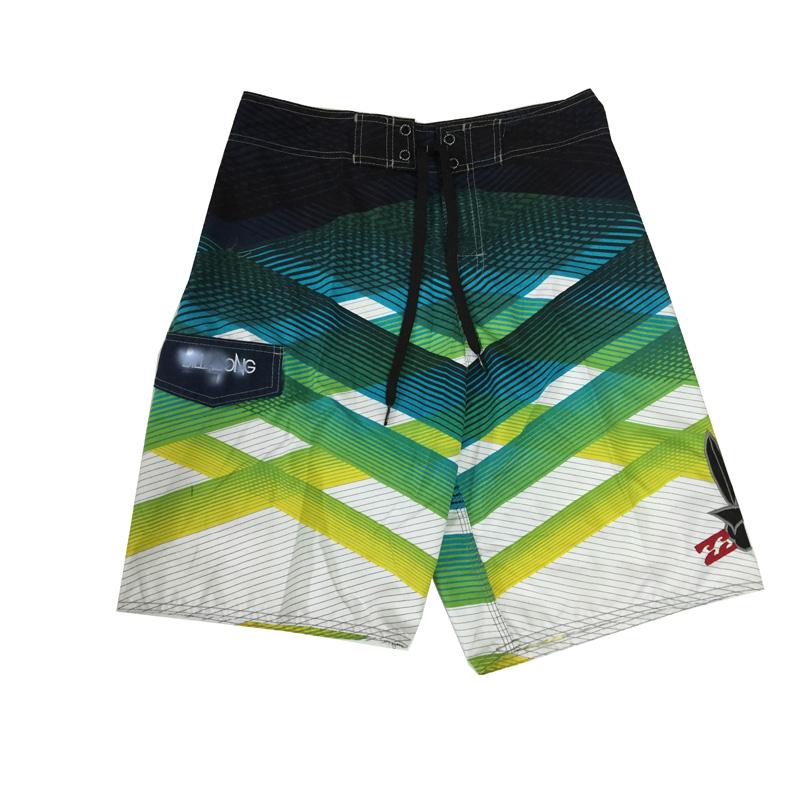 2016 Newest summer shorts bermuda masculina Fashion Board Hawaiian Style Camo Plaid Summer Beach Shorts Men - SAMWEL store