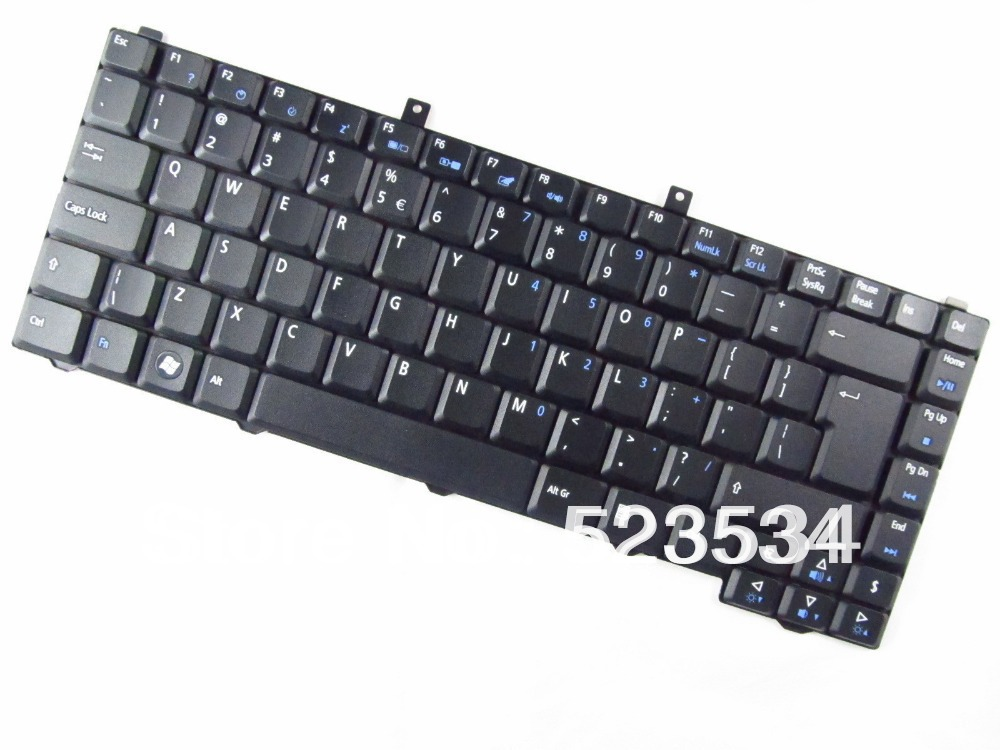 Laptop keyboards china supplier New US Notebook laptop keyboard for ACER Aspire AS3640 AS3660 AS3680 AS5000 AS5020(China (Mainland))
