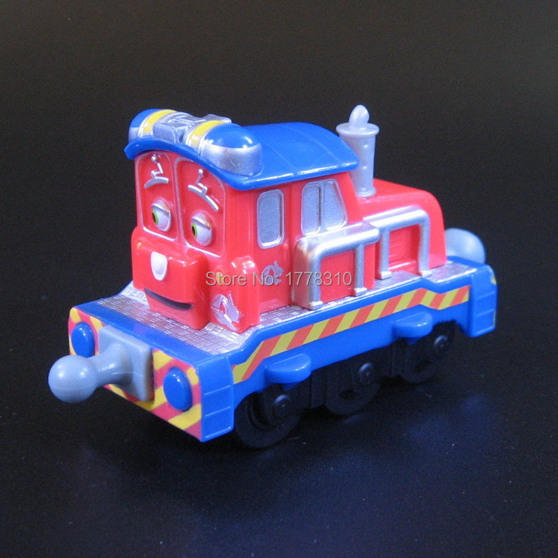 100% Original Tomy Chuggington Train Calley Toy Gift No Package free shipping(China (Mainland))