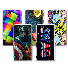 Buy Lovely Art Painted Case Sony Xperia Z L36H C6603 C6602 Case Cover Sony Xperia L36H+Free Pen Gift for $1.35 in AliExpress store