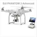 100 Original DJI Phantom 3 Advanced FPV camera drone with 1080p Camera rc helicopter with Brushless