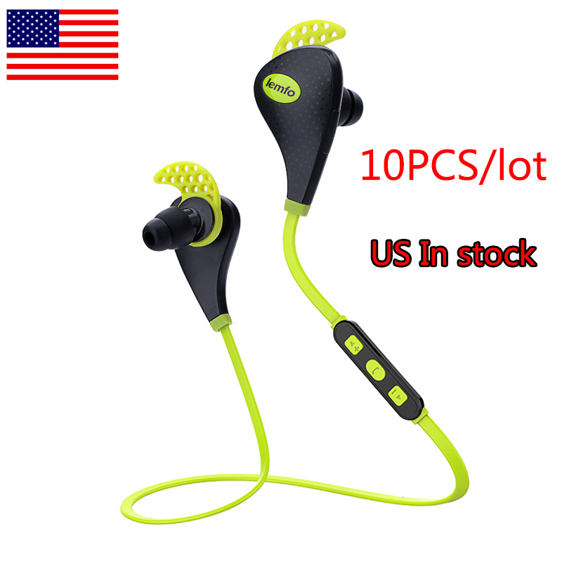 10pcs/lot L03 Bluetooth Headset Wireless Sports Self Timer Handsfree Stereo Earphone for iPhone Samsung Nokia Phones(China (Mainland))