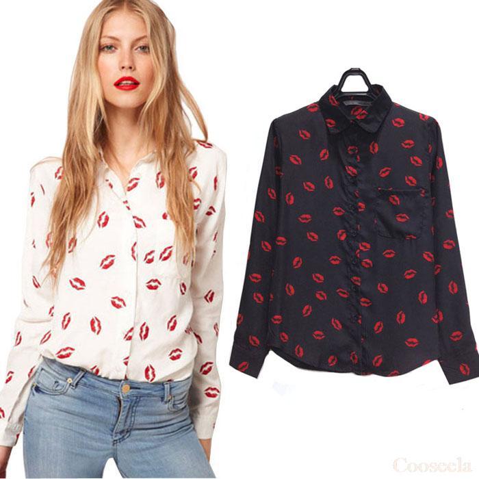 Модные Блузки 2017-13
