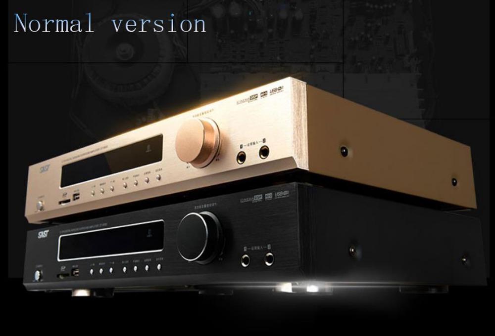 Wholesale SAST / DT-8000 Home Cinema 5.1 amplifier Kara OK power amplifier external Bluetooth Normal version for RUSSIA(China (Mainland))