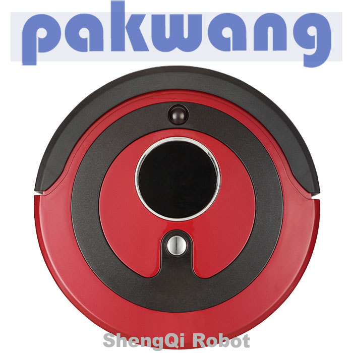 Intelligent Robot Vacuum Cleaner for Home Slim design,HEPA Filter,Remote control Self Charge ,robot vacuum cleaner(China (Mainland))