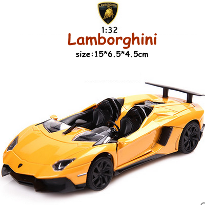 2015 new 1:32 scale emulational alloy diecast models car toys mini pull back flashing car doors openable hot sale freeshipping(China (Mainland))