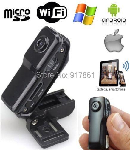 Wireless IP Camera MD80 Wifi Mini DV Smallest Remote Surveillance Security Android IOS PC - Shenzhen Sumdreams Technology Co., Ltd. store