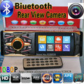 4 0 HD Car MP5 Player Supports Bluetooth Rear view camera 1080P Stereo FM Radio 5V
