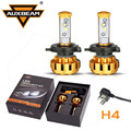 Auxbeam 2pcs 6000K Cree Chips 80W pair Hi Lo Beam H4 Led Car Headlight For SUV