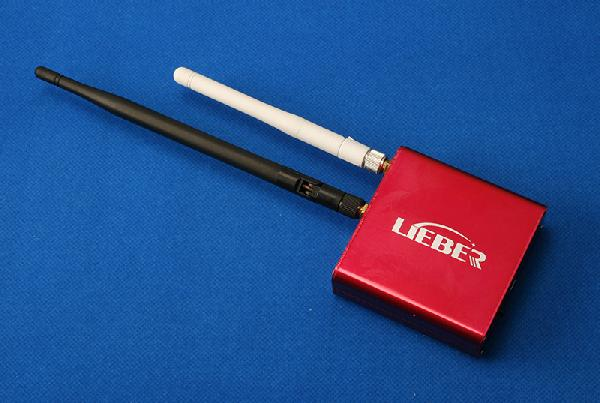 LIEBER 5.8G 32Ch AV Receiver + 2.4G WIFI Transmitter 2-in-1 (Wifi box)(China (Mainland))