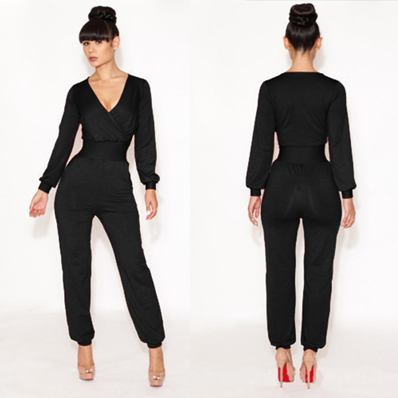 Shop jumpsuits for women online at sgmgqhay.gq, find the latest styles of cheap cute jumpsuits and dressy jumpsuits. Black Belted Jumpsuit Long Sleeve Jumpsuit Pocket Jumpsuit Women Wide Leg Jumpsuit Blue Wide Leg Jumpsuit Brown Jumpsuit. Women. .