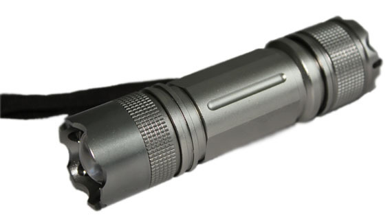 High Power 3W Led Flashlight,Led Torch With Waterproof Shockproof Function