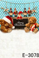 Free10 10ft Christmas gifts interior backdrop E 3078 Studio photography backdrops christmas backdrop vinyl backdrop Photography