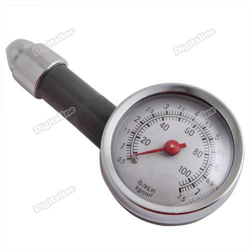 DigitaLine Market New Dial Tire Tyre Air Pressure Gauge Car Motorcycle #3(China (Mainland))