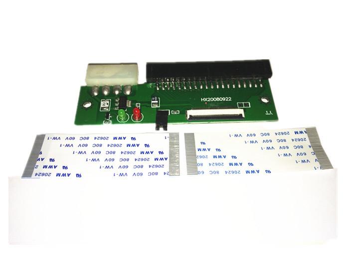 ZIF CE 1.8 Micro Drive to 3.5 IDE 40 Pin Adapter(China (Mainland))