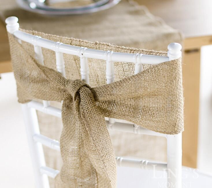 lace wedding chair sashes to buy 2