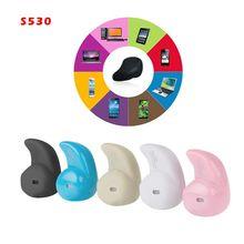 Mini Style Wireless Bluetooth Headphone S530 1pcs In Ear V4 0 Stealth Earphone Phone Headset Handfree