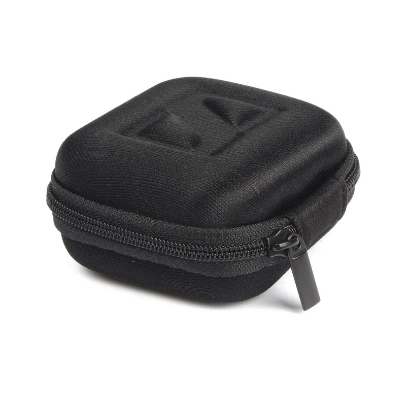 Top Quality Zipper Design Earphone Headphone SD Card Storage Bag Box Carrying Pouch New Anti-shock Crush Resistant EVA MAY20(China (Mainland))