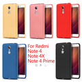 New Totally Protection Frosted Cases With Fragrance Silicone TPU Soft Phone Back Cover Case For Xiaomi