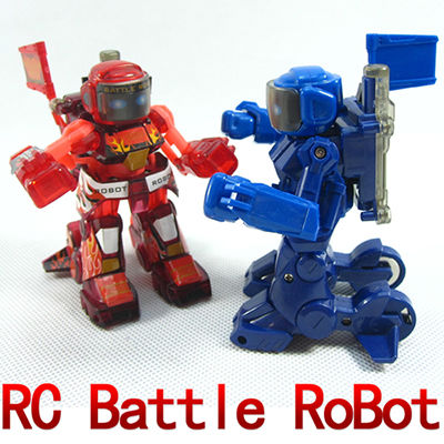Free Shipping ! New 2013 Unique Kid Toy Remote Control rc Kumite Robot battrobotToys For Children FSWB(China (Mainland))