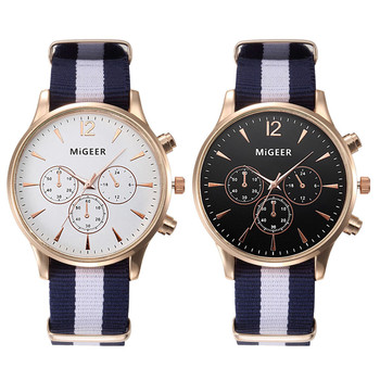 Gifts For Men Luxury Fashion Vintage Canvas Mens Analog Wrist Watch Watches Hot Sale Buy Direct From China