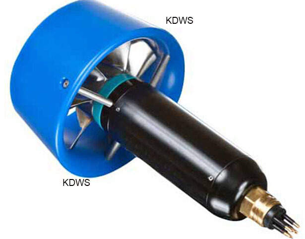 marine screw propeller Brushless Motor (ducted propeller) ROV, AUV, underwater vehicle, submarines, robot, RC boat - shenzhen kdws.888 liao yong store