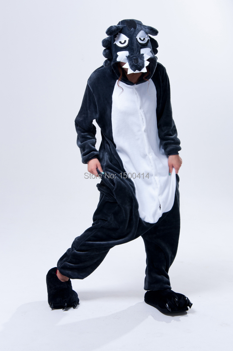 online buy wholesale adult wolf costume from china adult wolf costume wholesalers. Black Bedroom Furniture Sets. Home Design Ideas