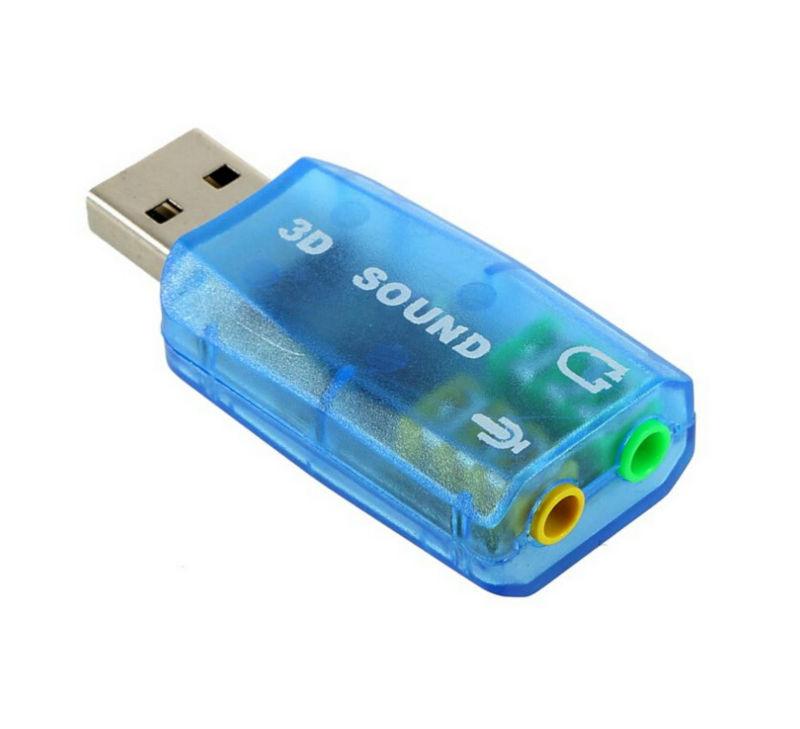 Звуковая карта 2015 USB