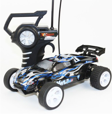 Free shipping 2.4G RC Car TOP speed to 25m/s 4CH Electric Remote Control RC Vehicle High speed car(China (Mainland))
