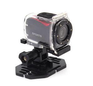 Hot Waterproof Bike bicycle Helmet Camera Video Camcorder Mini DV HD 720P Digital LCD Display Sports - Moon Queen Store store