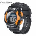 CocoShine A 777 Fashion LED Digital Electronic Multifunction Waterproof Child Kids Boy s Girl s Watch