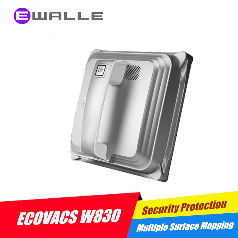 Window Cleaner Robot ECOVACS W830 Full Intelligent Automatic Window Cleaning Robot, Framed and Frameless Surface Both Appliable(China (Mainland))