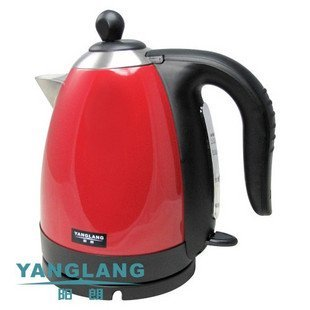 Free shipping High quality Home Appliances Stainless Steel Electric Tea Kettle stainless steel electric kettle 2200W 1.7L