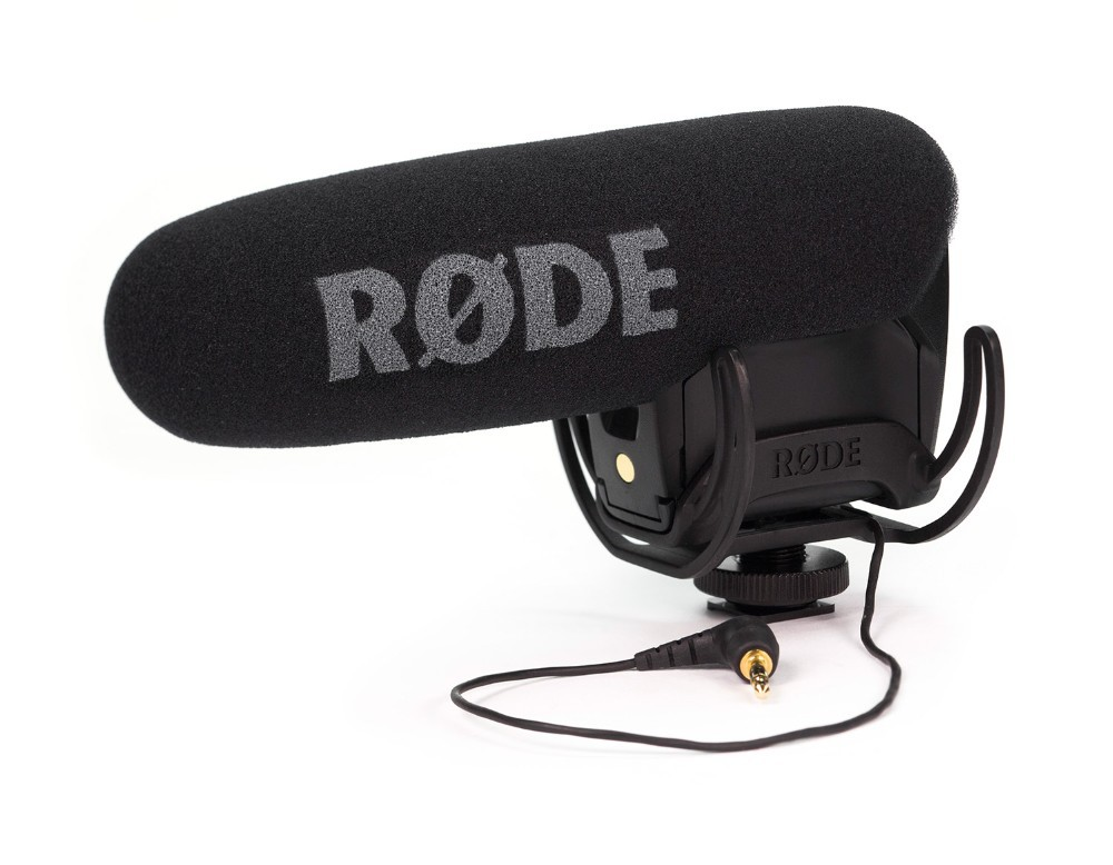 Original Rode videomic pro Compact Shotgun Microphone Broadcast Recording Condenser Microphone for Canon Nikon Sony DSLR Cameras(China (Mainland))