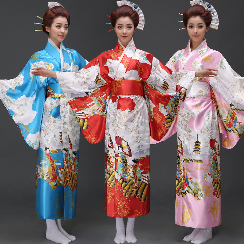 an analysis of the japanese traditional clothing kimono