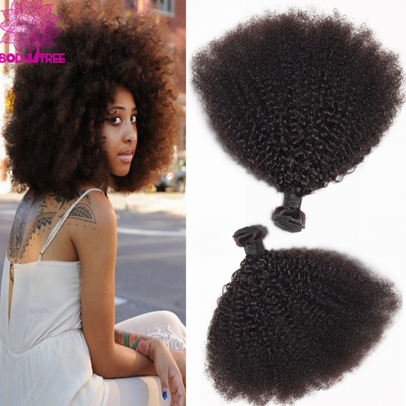 Top 7A Brazilian Virgin Hair Kinky Curly Unprocessed African Human Hair Extensions Cheap Brazilian Hair Afro Kinky Curly Hair<br><br>Aliexpress