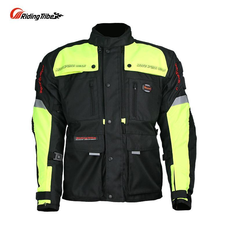 PRO-BIKER Men's Motorcycle Racing Jaqueta clothing Removable Protectors Motocross motorcycles Coat Windproof Waterproof Jackets(China (Mainland))