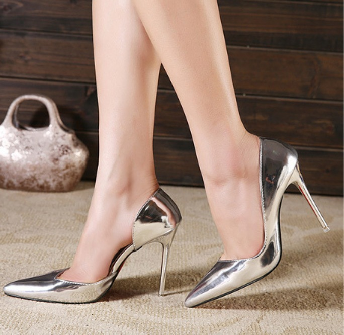 Popular Gold High Heels-Buy Cheap Gold High Heels lots from China