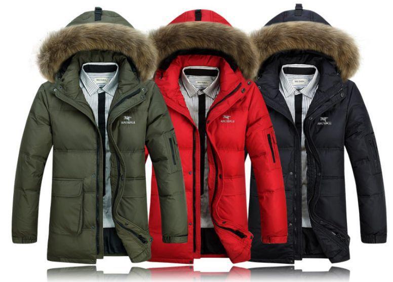 2014 New Long Winter Men jacket, Warm jacket Men, winter coat men, plus-size, S-4XL, ! - Kuta Co., Ltd. store