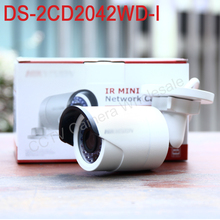 Buy stock DS-2CD2042WD-I English version 4MP IR mini Bullet ip Camera, P2P CCTV camera POE,1080P ip cctv camera Support H.264+ for $73.00 in AliExpress store
