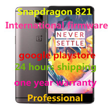 Oneplus 3T A3010 LTE 4G Mobile Phone Snapdragon 821 5.5 inch Android 6.0 Smart 6GB RAM 64GB/128G ROM 16MP Fingerprint NFC - ChuangMei Store store