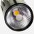 Free Shipping AC110V/220V 30W LED Track Lights 100-110lm/W COB Track Lighting Black/White Housing Color