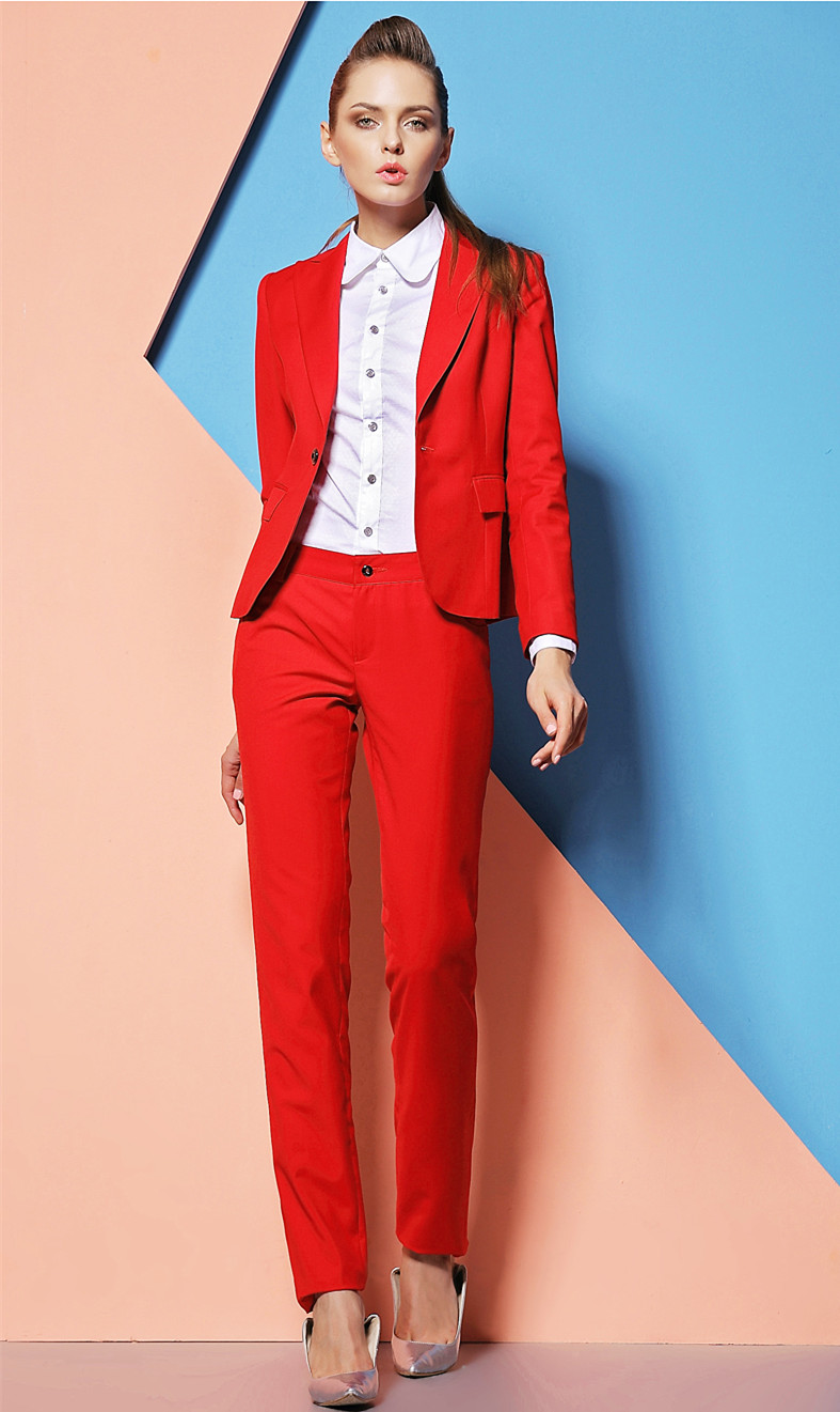 Compare Prices on Womens Red Suit- Online Shopping/Buy Low Price ...
