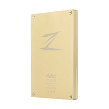 Netac Z7 128GB USB 3.0 External SSD Super Speed Portable Aluminum Solid State Drive(China (Mainland))