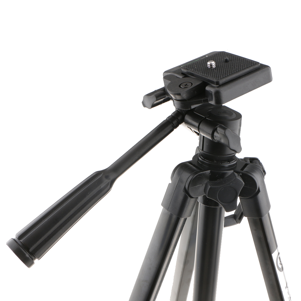 Professional Camera Tripod Stand Holder with Ball Head for Canon Nikon DSLR Camera
